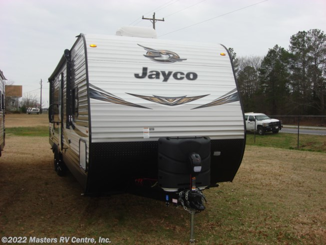 2019 Jayco Jay Flight 29  RKS - New Travel Trailer For Sale by Masters RV Centre, Inc. in Greenwood, South Carolina features Power Awning, TV, Fantastic Fan, AM/FM/CD, Toilet