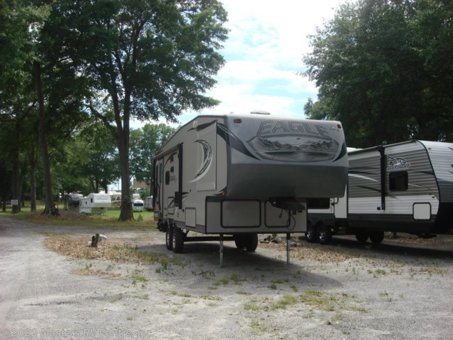 Used 2013 Jayco Eagle HT 265 FW RLS available in Greenwood, South Carolina