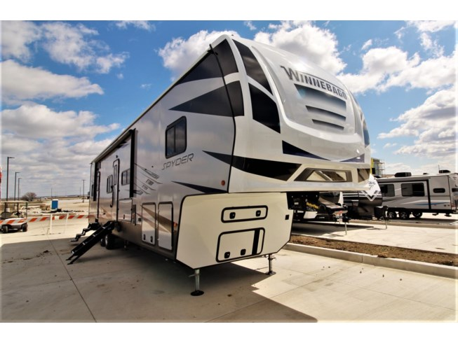 New 2020 Winnebago Spyder 36GWS available in Sanger, Texas