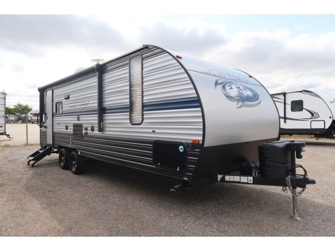 Used 2019 Forest River Grey Wolf 23MK available in Fort Worth, Texas