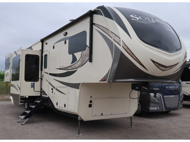 Used 2018 Grand Design Solitude 375RES available in Fort Worth, Texas