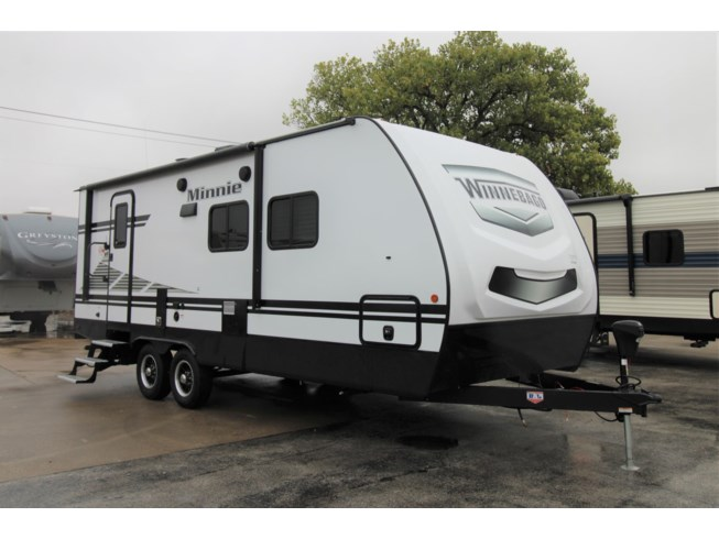 New 2020 Winnebago Minnie 2202RBS available in Corinth, Texas