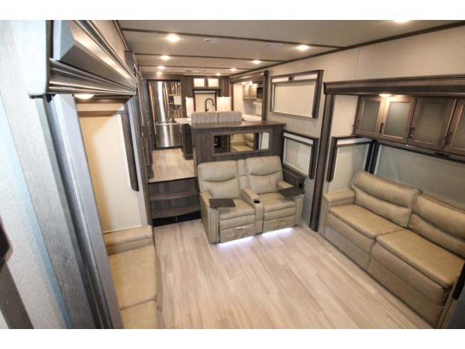 New 2021 Grand Design Solitude 390RK-R available in Corinth, Texas