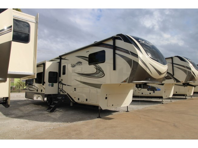 New 2021 Grand Design Solitude 345GK-R available in Corinth, Texas