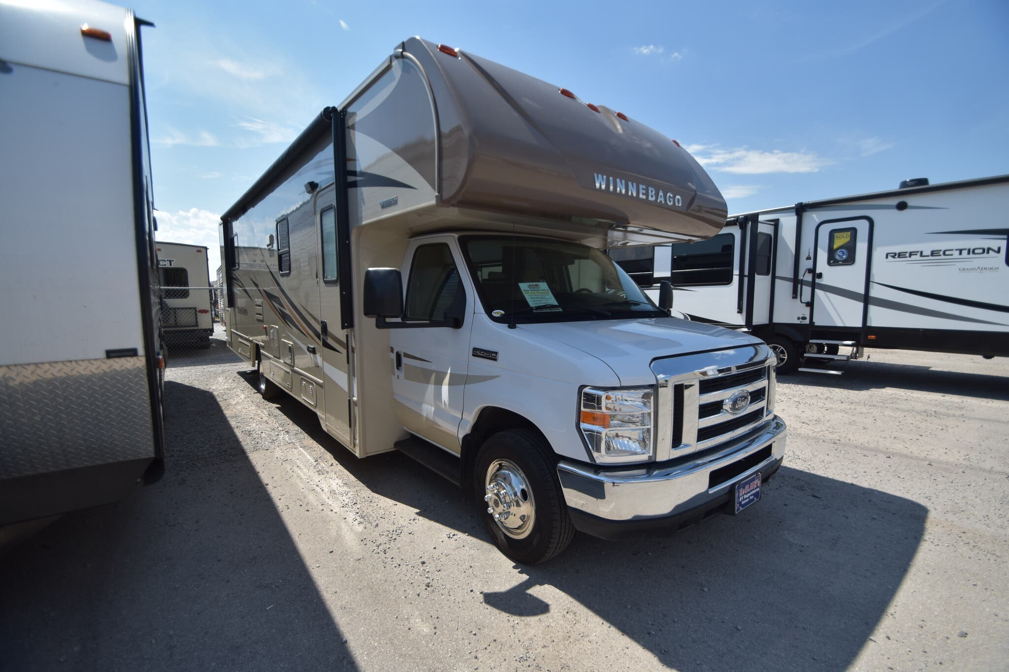 Used Class C RV For Sale In TX and OK   McClain's RV Super Store