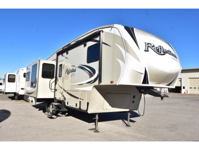 Used Fifth Wheel Rv For Sale In Tx Ok Mcclains Rv Super
