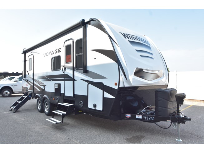 New 2021 Winnebago Voyage 2427RB available in Oklahoma City, Oklahoma