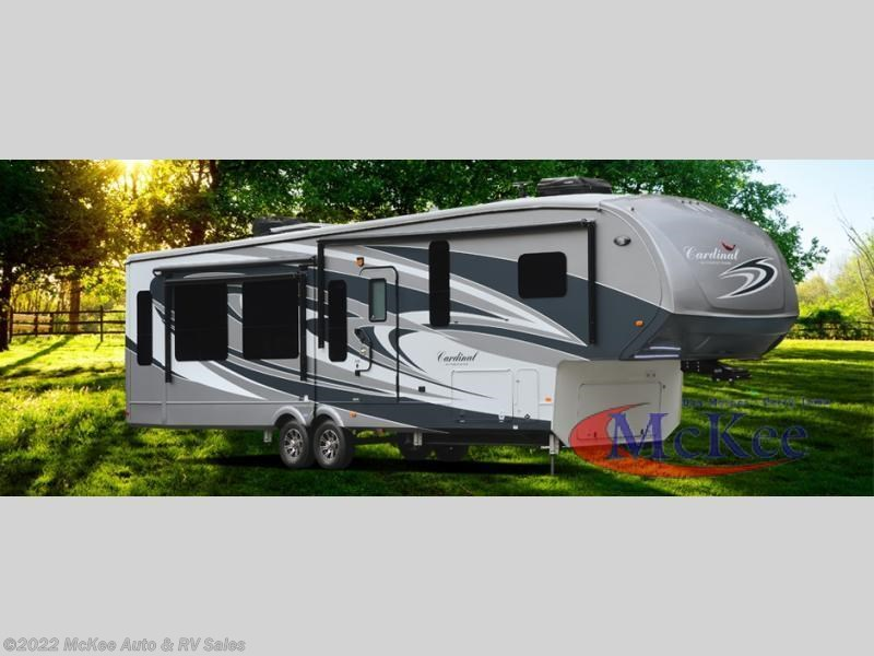 2018 Forest River cardinal luxury