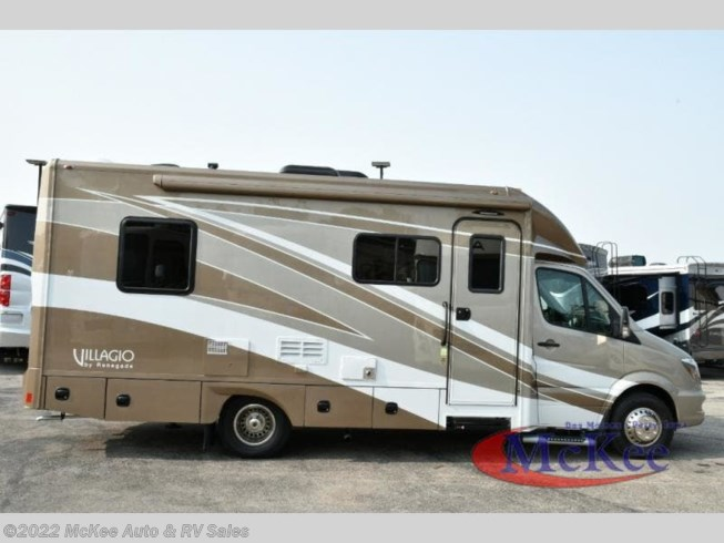 2019 Villiago 25FWS by Renegade from McKee Auto & RV Sales in Perry, Iowa