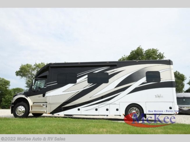 2020 Renegade Verona 34VQB - New Class C For Sale by McKee Auto & RV Sales in Perry, Iowa features Slideout