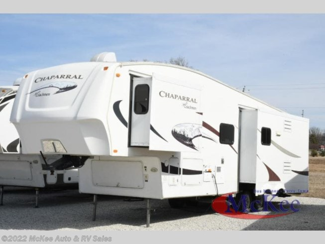 Used 2009 Coachmen Chaparral 322RLTS available in Perry, Iowa