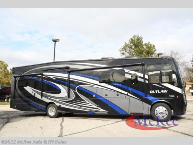 New 2021 Thor Motor Coach Outlaw 38MB available in Perry, Iowa