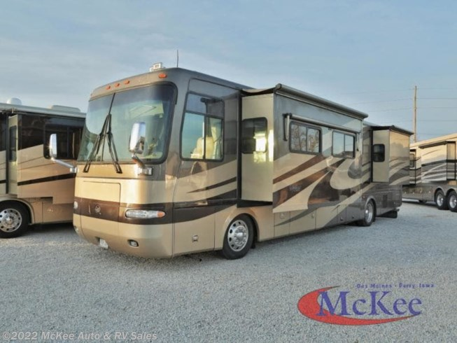 Used 2005 Monaco RV Diplomat 40PDQ available in Perry, Iowa
