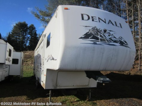 Used 2006 Dutchmen Denali 29RL For Sale by Mekkelsen RV Sales & Rentals available in East Montpelier, Vermont