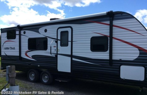 Used 2016 Dutchmen Aspen Trail 2710BH For Sale by Mekkelsen RV Sales & Rentals available in East Montpelier, Vermont