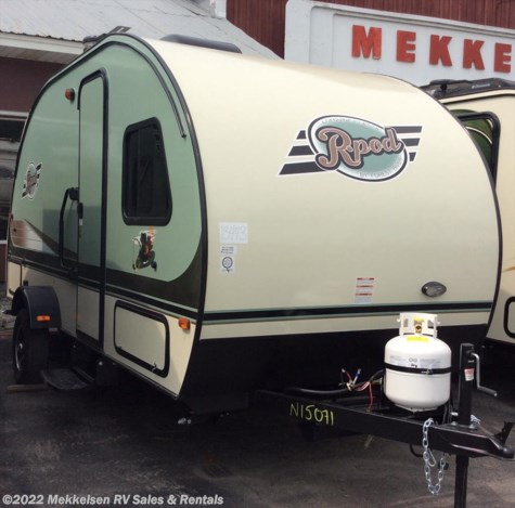 New 2016 Forest River R-Pod RP-183G For Sale by Mekkelsen RV Sales & Rentals available in East Montpelier, Vermont