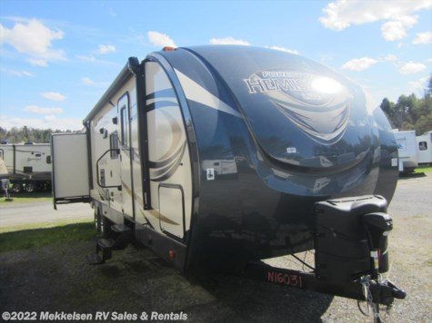 New 2017 Forest River Salem Hemisphere Lite 311QB For Sale by Mekkelsen RV Sales & Rentals available in East Montpelier, Vermont