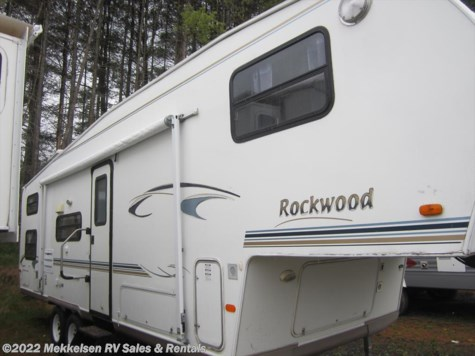 Used 2004 Rockwood 8281SS For Sale by Mekkelsen RV Sales & Rentals available in East Montpelier, Vermont