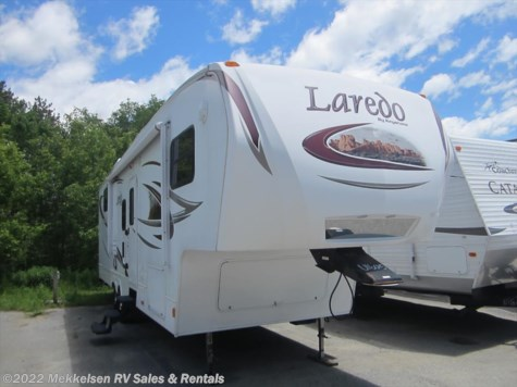 Used 2010 Keystone Laredo 305TG For Sale by Mekkelsen RV Sales & Rentals available in East Montpelier, Vermont