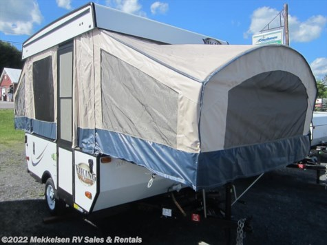 Used 2017 Viking Epic 1706LS For Sale by Mekkelsen RV Sales & Rentals available in East Montpelier, Vermont