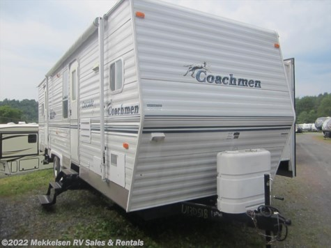 Used 2004 Coachmen Cascade 29 FX For Sale by Mekkelsen RV Sales & Rentals available in East Montpelier, Vermont