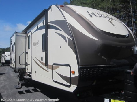 New 2017 Forest River Wildcat 322TBI For Sale by Mekkelsen RV Sales & Rentals available in East Montpelier, Vermont
