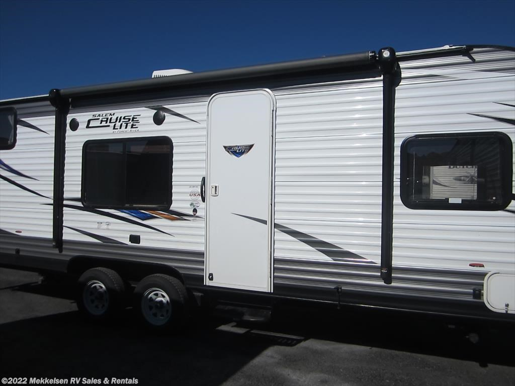 Forest River Top Of The Line Travel Trailer