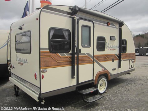 New 2018 Gulf Stream Vintage Cruiser 17RWD For Sale by Mekkelsen RV Sales & Rentals available in East Montpelier, Vermont