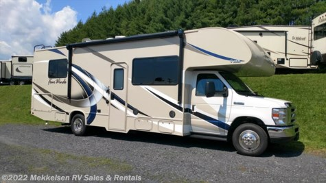 New 2018 Thor Motor Coach Four Winds 28Z For Sale by Mekkelsen RV Sales & Rentals available in East Montpelier, Vermont