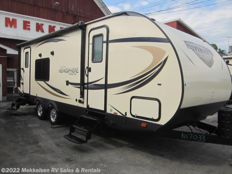 New 2018 Forest River Salem Hemisphere Lite 24RKHL For Sale by Mekkelsen RV Sales & Rentals available in East Montpelier, Vermont