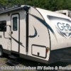 New 2018 Gulf Stream Geo 19FMB For Sale by Mekkelsen RV Sales & Rentals available in East Montpelier, Vermont
