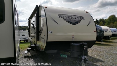 New 2018 Forest River Salem Hemisphere Lite 29BHHL For Sale by Mekkelsen RV Sales & Rentals available in East Montpelier, Vermont