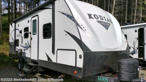 New 2018 Dutchmen Kodiak 233RBSL For Sale by Mekkelsen RV Sales & Rentals available in East Montpelier, Vermont