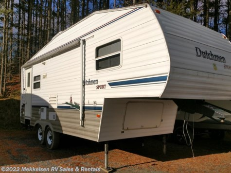 Used 2004 Dutchmen Sport 24L For Sale by Mekkelsen RV Sales & Rentals available in East Montpelier, Vermont
