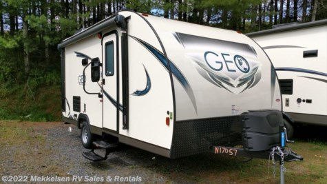 New 2018 Gulf Stream Geo 18RBD For Sale by Mekkelsen RV Sales & Rentals available in East Montpelier, Vermont