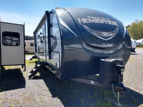 New 2018 Forest River Salem Hemisphere GLX 309BOK For Sale by Mekkelsen RV Sales & Rentals available in East Montpelier, Vermont