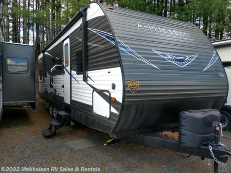 New 2019 Dutchmen Aspen Trail 2910BHS For Sale by Mekkelsen RV Sales & Rentals available in East Montpelier, Vermont