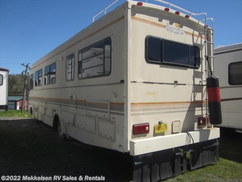 Used 1990 Fleetwood Bounder 31K For Sale by Mekkelsen RV Sales & Rentals available in East Montpelier, Vermont