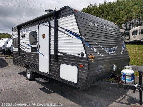 New 2019 Dutchmen Aspen Trail 1750RD For Sale by Mekkelsen RV Sales & Rentals available in East Montpelier, Vermont