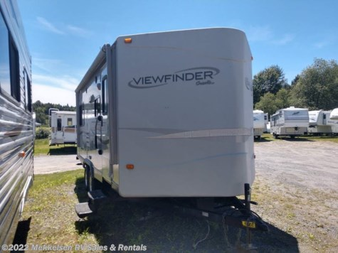 Used 2009 Cruiser RV ViewFinder V21FB For Sale by Mekkelsen RV Sales & Rentals available in East Montpelier, Vermont