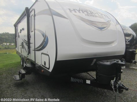 New 2019 Forest River Salem Hemisphere Hyper-Lyte 26RLHL For Sale by Mekkelsen RV Sales & Rentals available in East Montpelier, Vermont