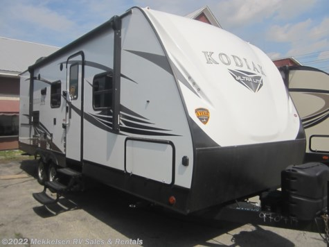 New 2019 Dutchmen Kodiak 233RBSL For Sale by Mekkelsen RV Sales & Rentals available in East Montpelier, Vermont