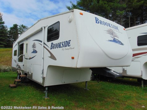 Used 2007 SunnyBrook Brookside 275FWRKS For Sale by Mekkelsen RV Sales & Rentals available in East Montpelier, Vermont