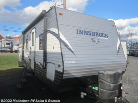 Used 2016 Gulf Stream Innsbruck 268RBK For Sale by Mekkelsen RV Sales & Rentals available in East Montpelier, Vermont