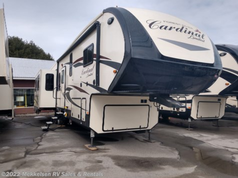 New 2019 Forest River Cardinal Limited 3600DVLE For Sale by Mekkelsen RV Sales & Rentals available in East Montpelier, Vermont