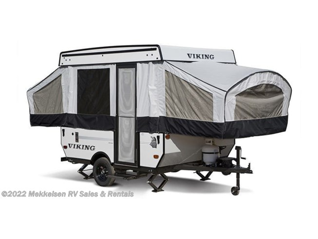 Stock Image for 2018 Coachmen Viking LS 2308LS (options and colors may vary)