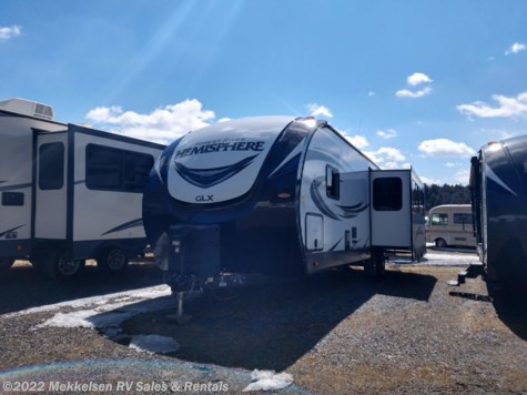 New 2019 Forest River Salem Hemisphere GLX 282RK For Sale by Mekkelsen RV Sales & Rentals available in East Montpelier, Vermont