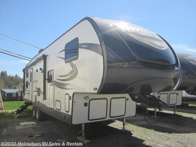 New 2018 Forest River Salem Hemisphere Hyper-Lyte 28BHHL available in East Montpelier, Vermont