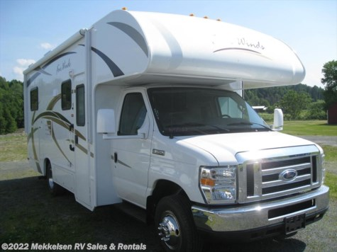 Used 2013 Four Winds International Four Winds 24C For Sale by Mekkelsen RV Sales & Rentals available in East Montpelier, Vermont