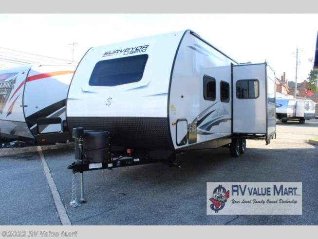 2021 Forest River Surveyor Legend 252RBLE - New Travel Trailer For Sale by RV Value Mart in Willow Street, Pennsylvania features Slideout
